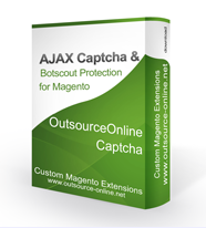 Free AJAX Captcha and Botscout protection for Magento